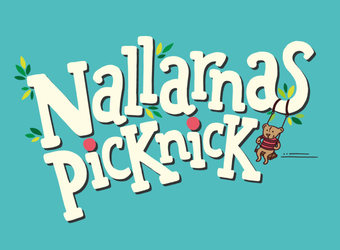 Nallarnas picknick – Studio Wanselius
