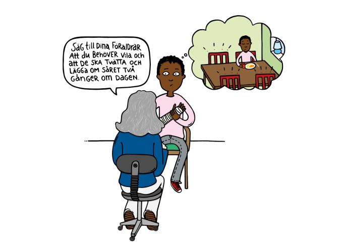 Flyktingar och migranters hälsa – Region Skåne