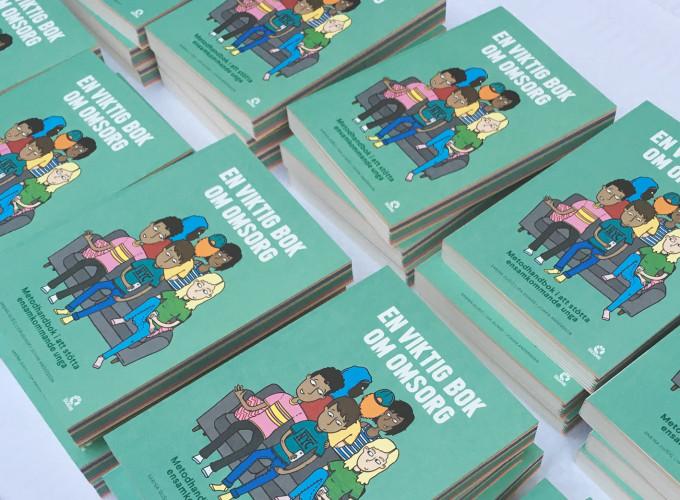 En viktig bok om omsorg –Region Skåne