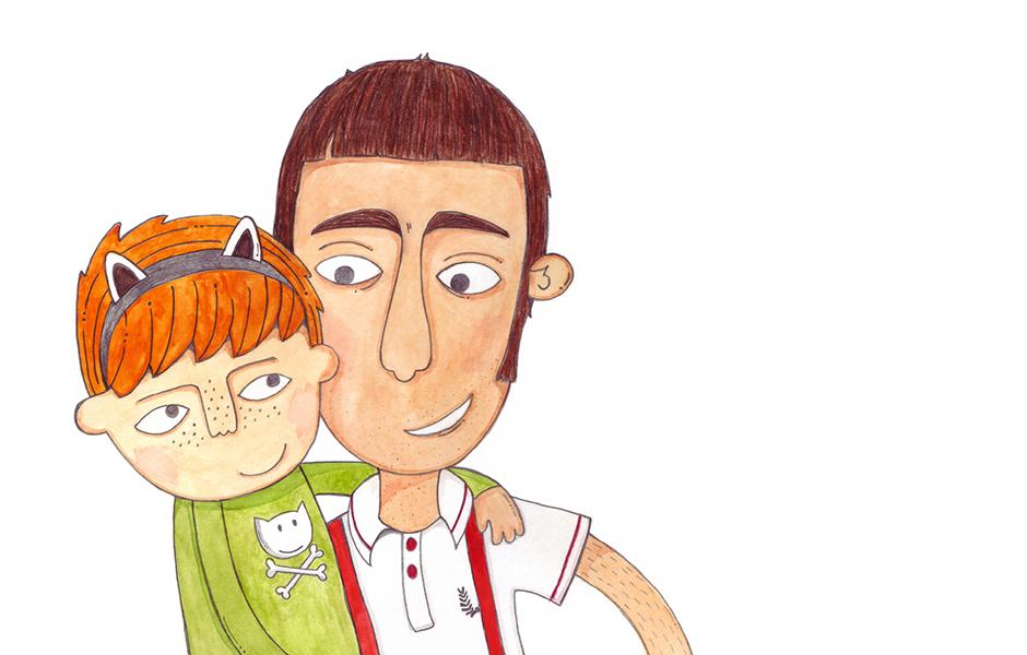 Mirjam och Pierre